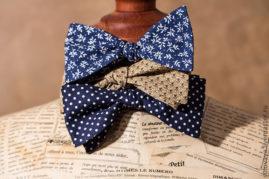 виды галстук-бабочек