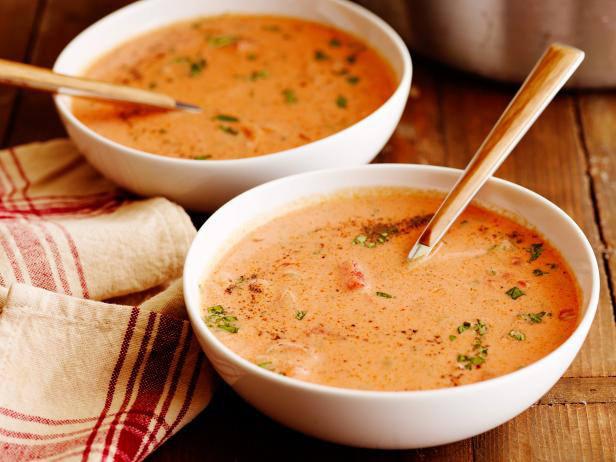 Единственный рецепт томатного супа, который вам когда-нибудь понадобится Такого вы еще не пробовали!
