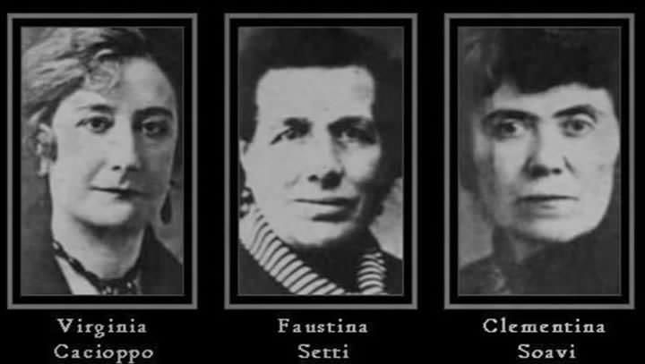 Тревожная история женщины, которая убила своих друзей, чтобы сделать из них мыло Мыльная опера по-итальянски.