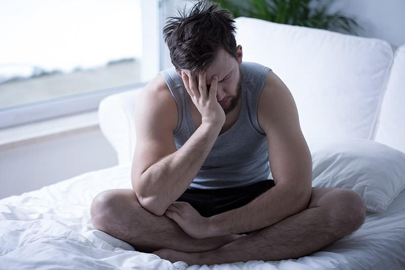 Дисания - ужасная малоизученная болезнь, которая приходит с осенью Я сплю, все мне мало...