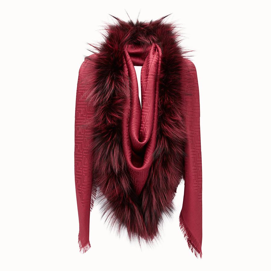 Fendi продаёт этот шарф за USD1000. Ничего не напоминает? Вы бы такой надели?