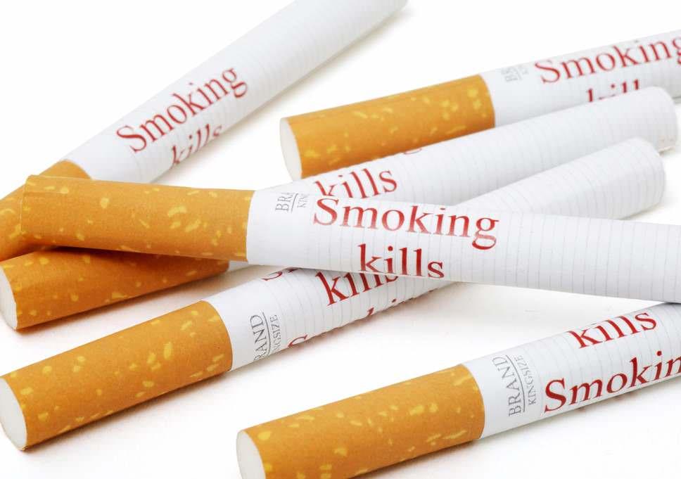 ?Курение вызывает рак?: в Канаде так будет написано на каждой сигарете Такого нет больше нигде!