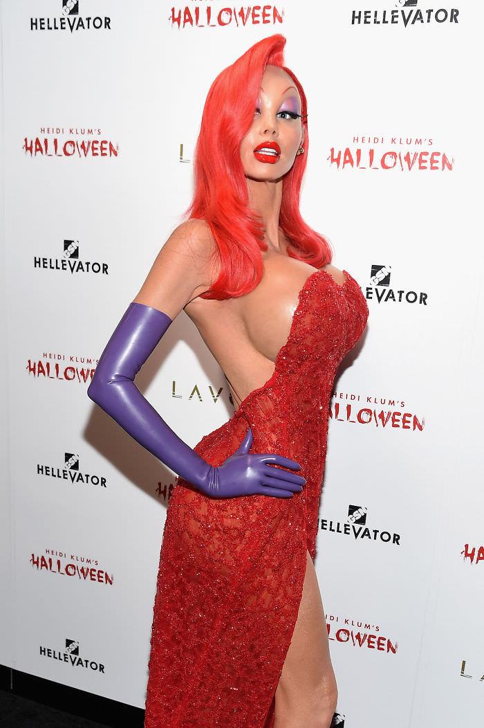 Есть в Голливуде 1 актриса, которая обожает переодеваться. Вы только гляньте... Мастер перевоплощений!