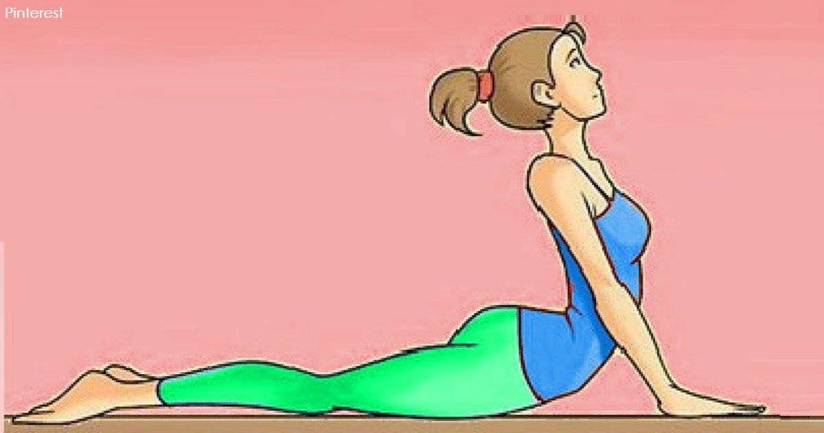Вот 6 упражнений, чтобы за пару месяцев растворить весь жир на животе Теперь облагающая одежда не страшна!